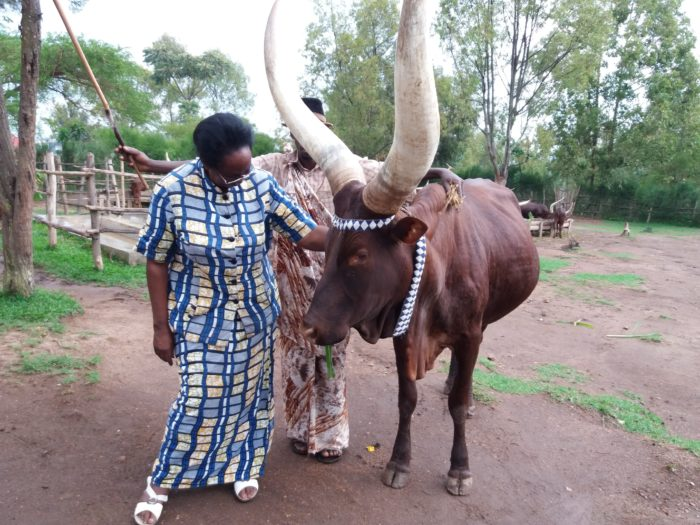 Au Rwanda
