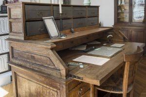 Le bureau de Marie de la Providence